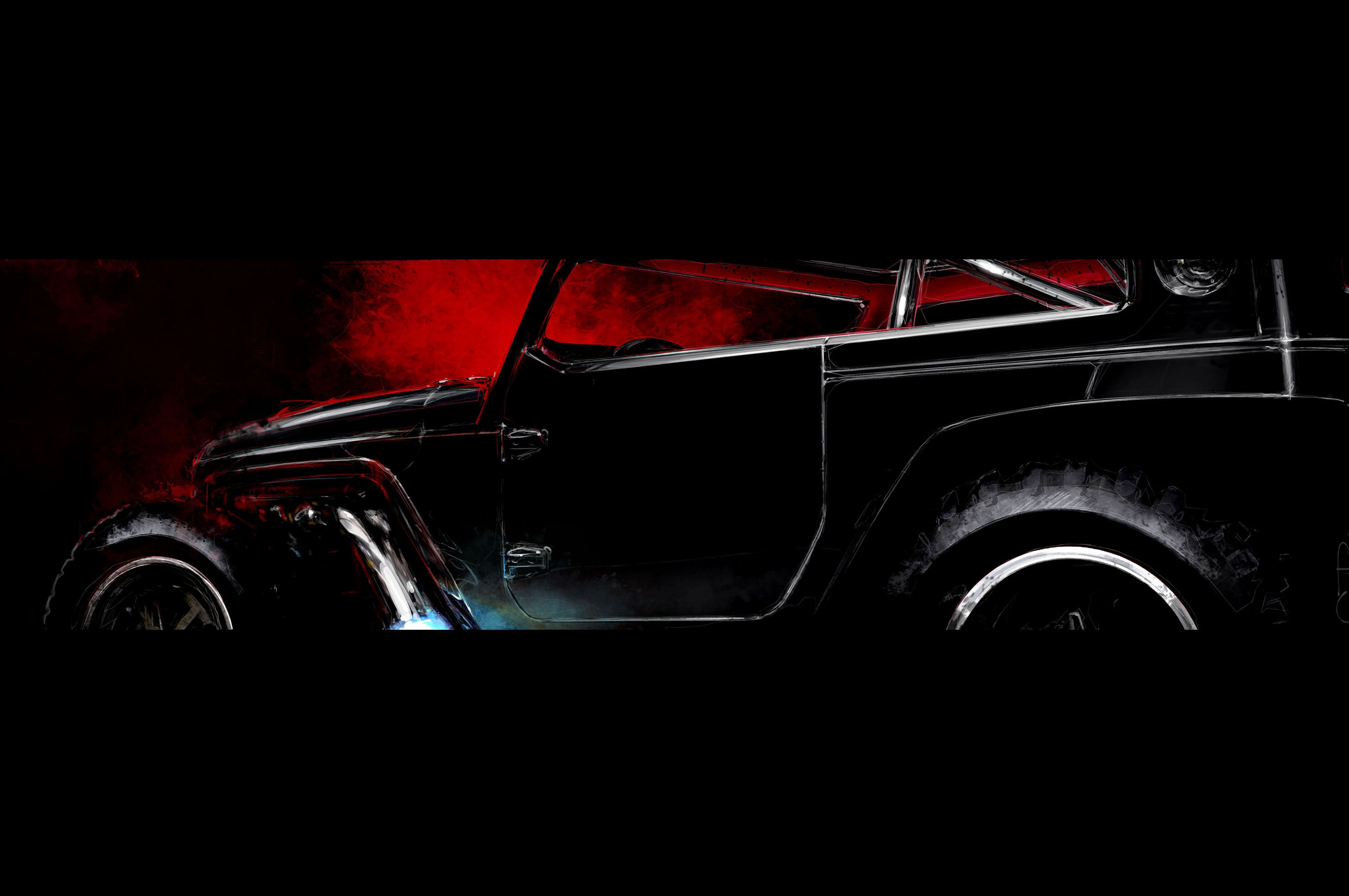 Jeep Quicksand Concept teaser