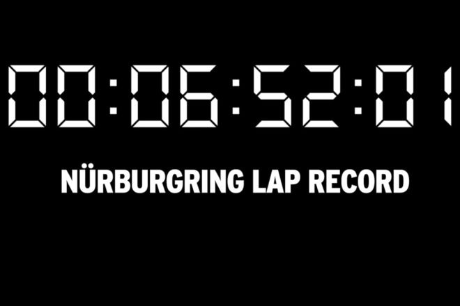 Lamborghini Waited Five Months To Announce It Set Nurburgring Lap Record