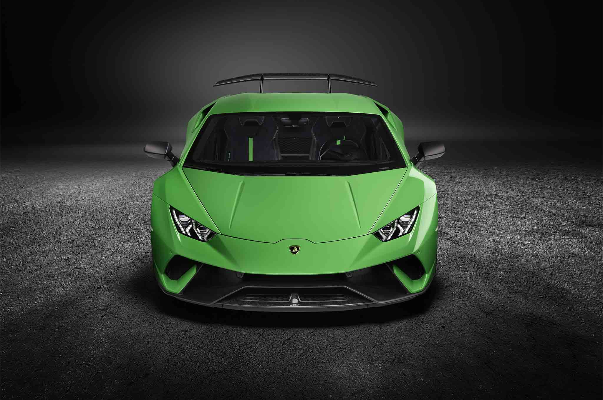 lamborghini unveils ring master huracan performante automobile magazine. Black Bedroom Furniture Sets. Home Design Ideas