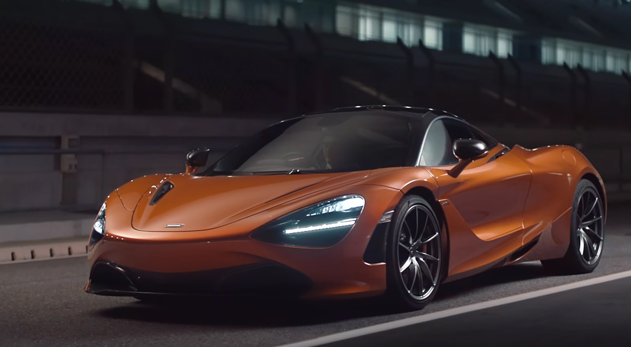 McLaren 720S Raise Your Limits