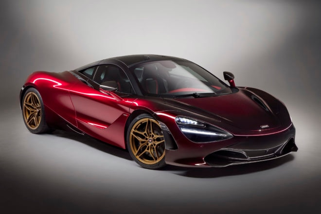 Coming full speed at your face: The McLaren 720S Velocity by MSO