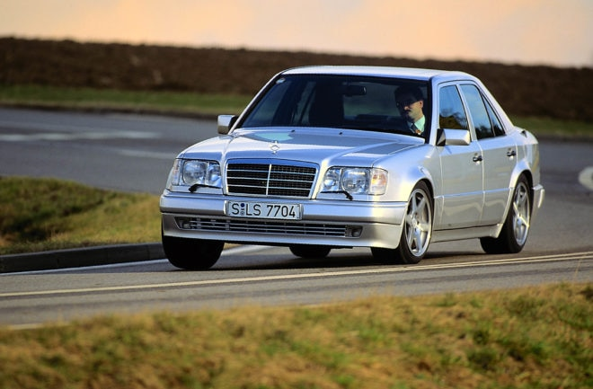 Mercedes Benz E 500 Limited W 124