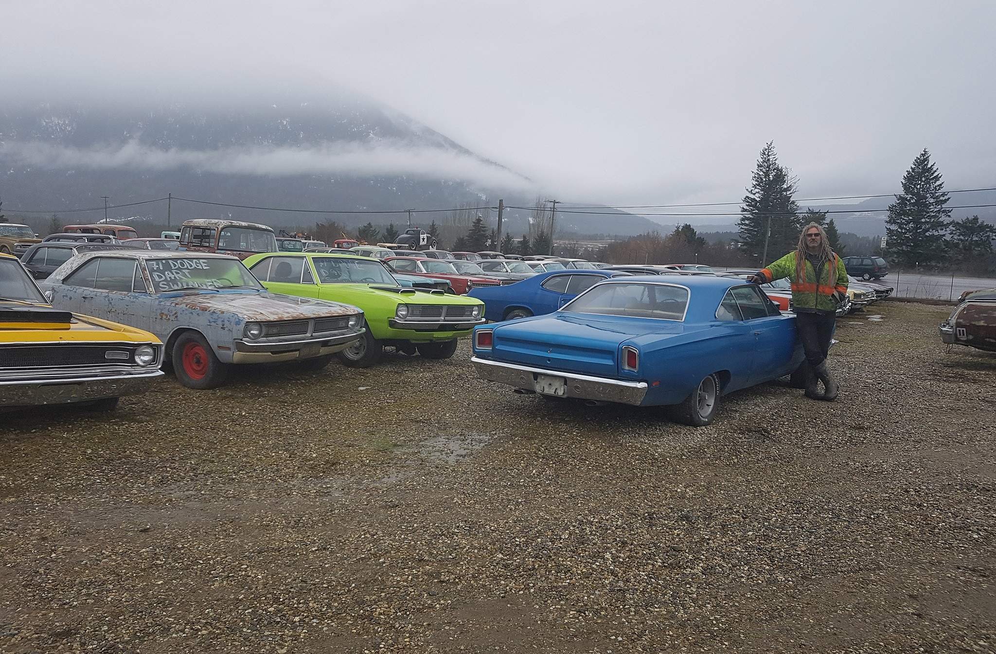 Five-Acres, a Junkyard, and Over 300 Possible Classics in Need of a ...