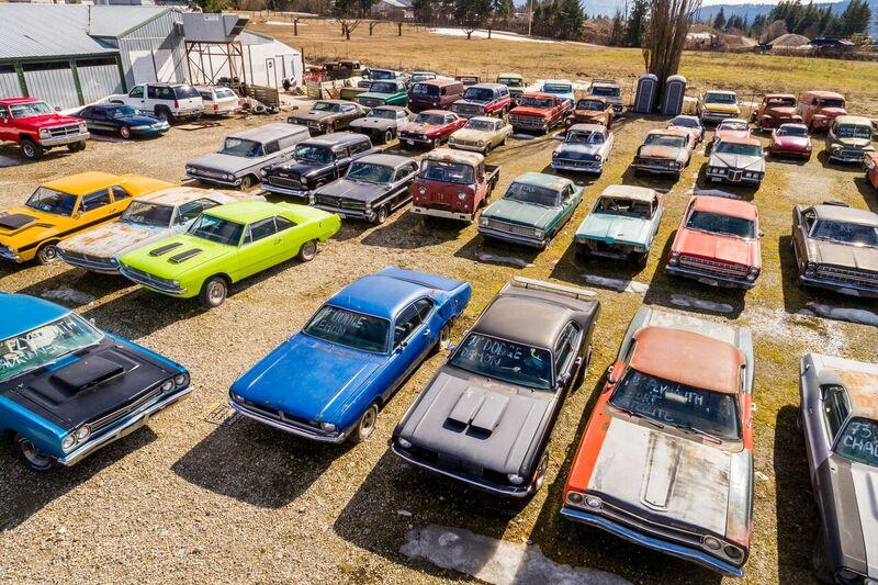 Mike Hall Cars 5