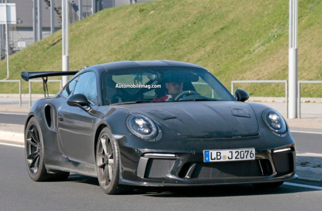 Porsche GT3 RS 1 660x433
