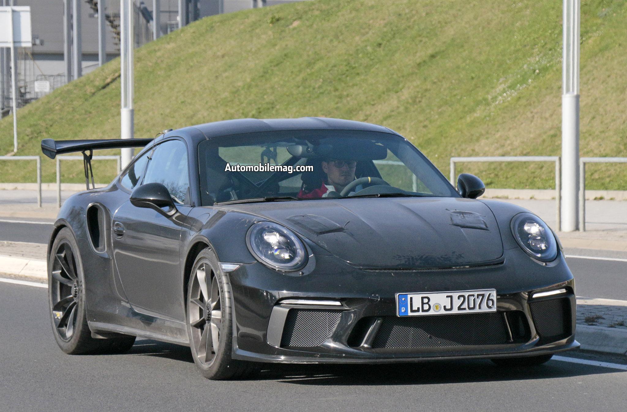 Porsche GT3 RS 1