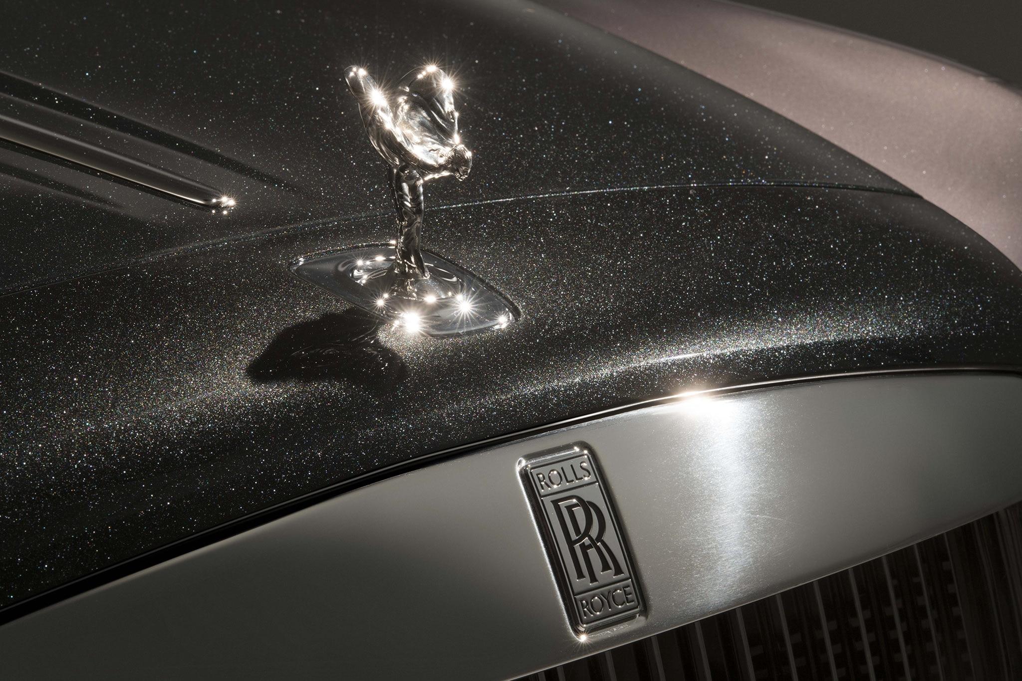 Rolls Royce Ghost Detail