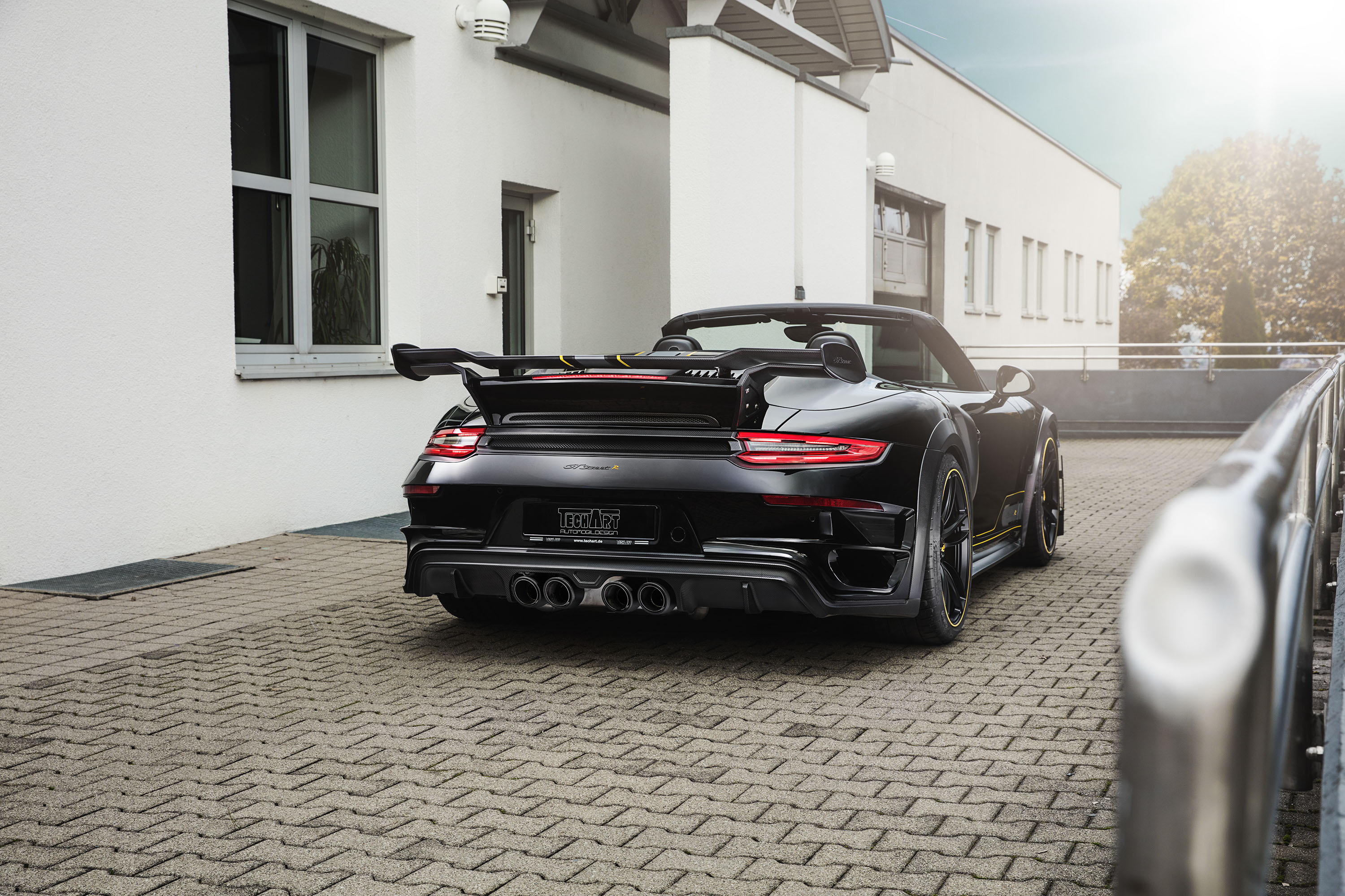 TECHART_GTstreet_R_Cabriolet_exterior_6 Remarkable Techart Porsche 911 Gt2 Gtstreet Rs Cars Trend