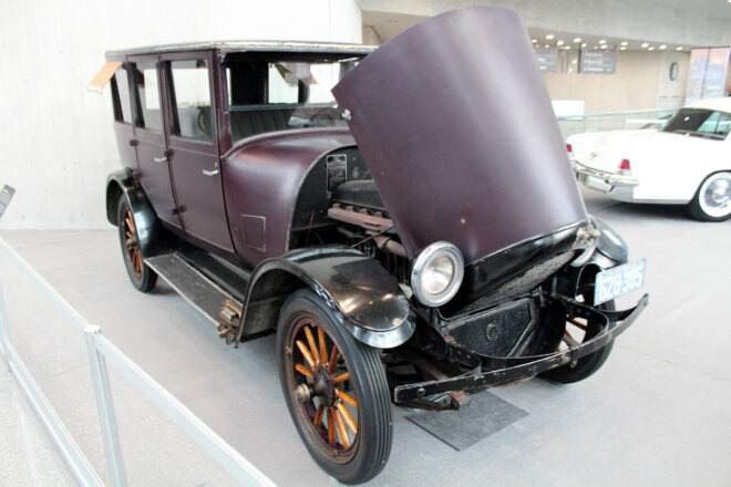 1923 Franklin Series 10B Sedan 01