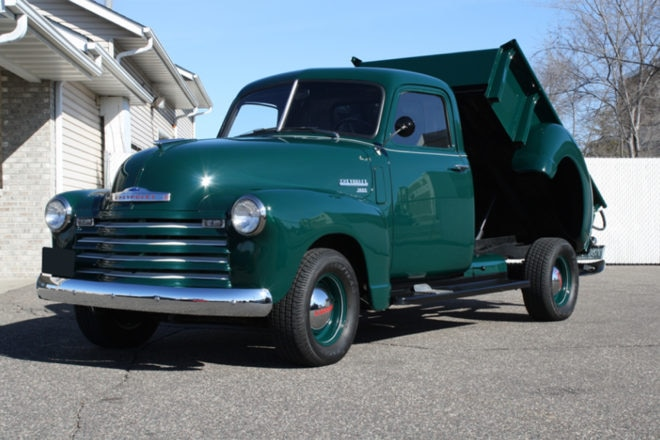 1950 Chevrolet 3600 Palm Beach 2017