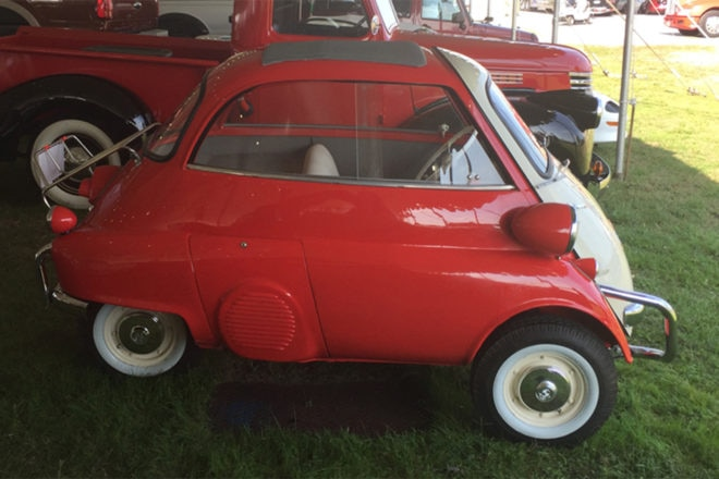 1957 BMW Isetta 300 Palm Beach 2017
