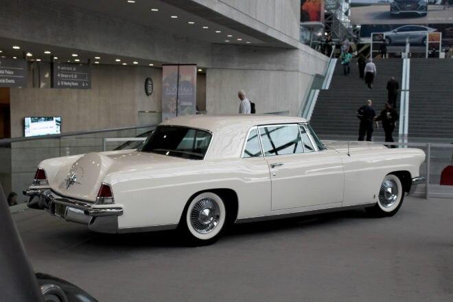 1957 Continental Mark II 01
