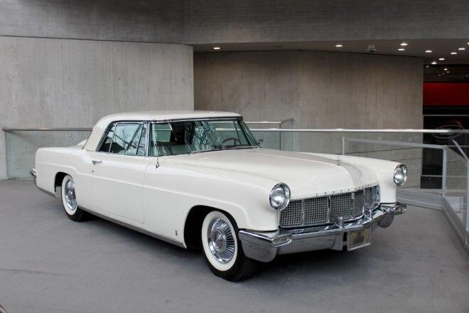 1957 Continental Mark II 02