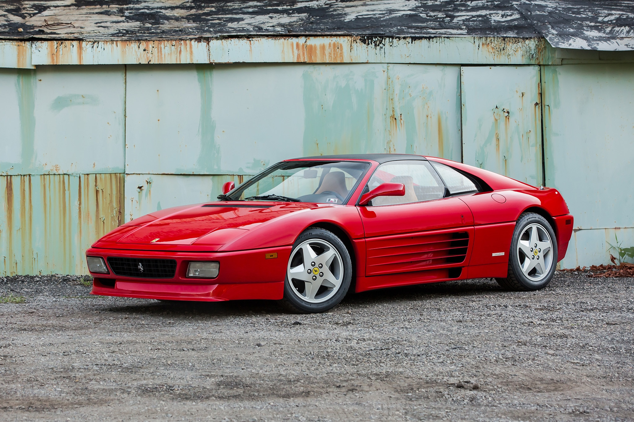 Just listed 1993 ferrari 348 serie speciale automobile magazine 19 vanachro Gallery