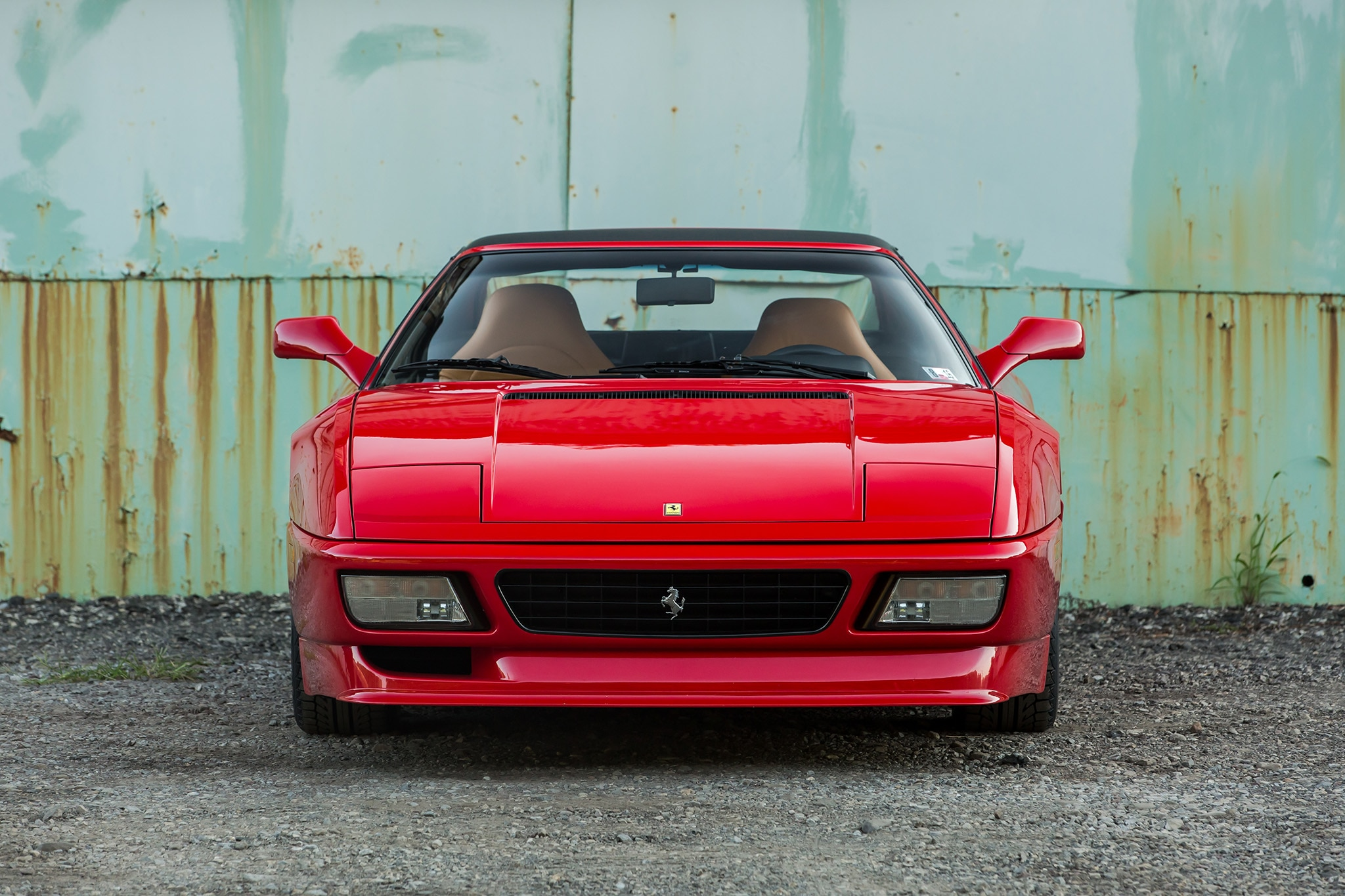 Just listed 1993 ferrari 348 serie speciale automobile magazine underneath vanachro Gallery