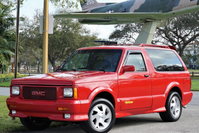 1993 GMC Typhoon Palm Beach 2017