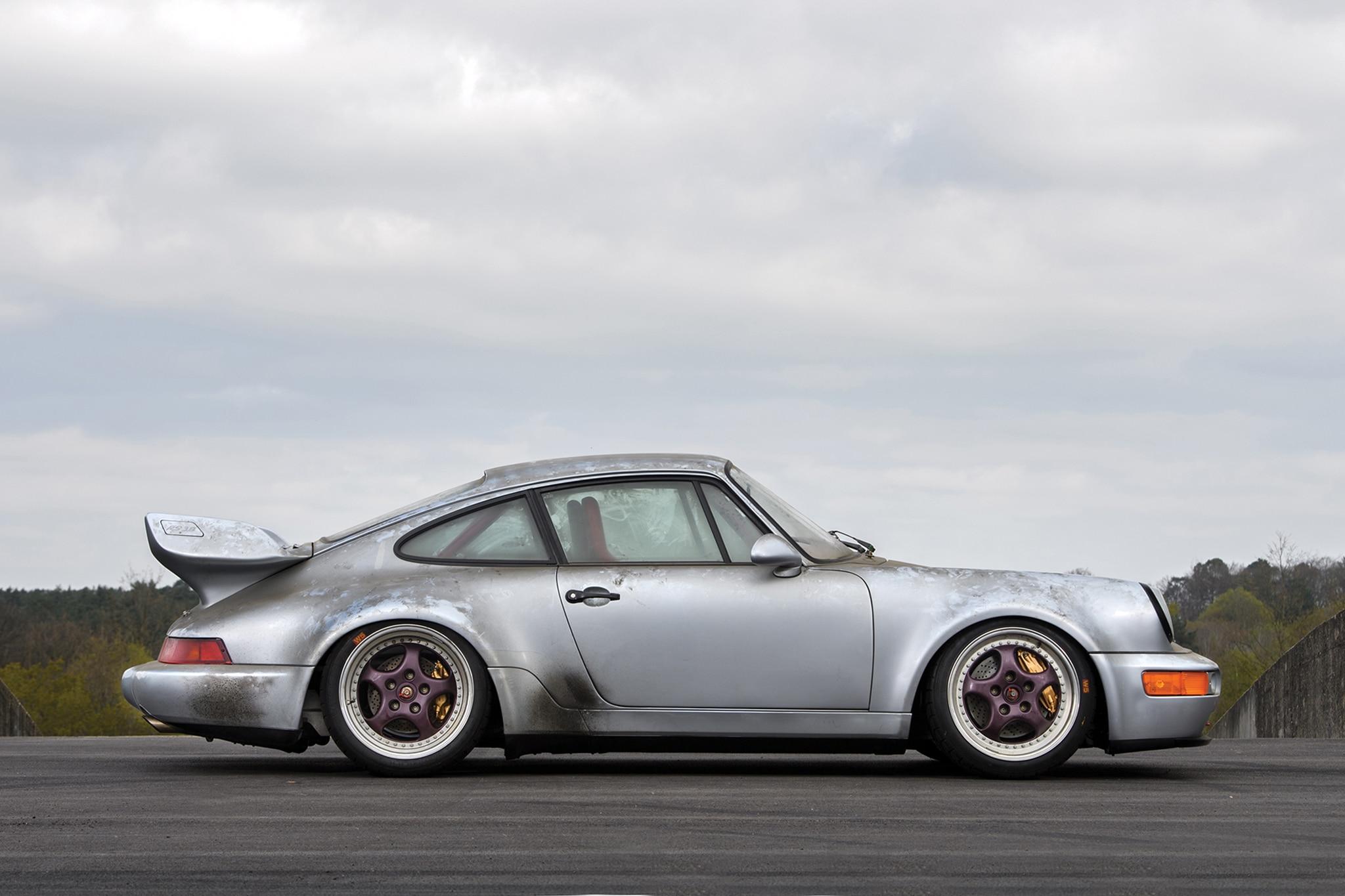 Just Listed Untouched Unrestored 1993 Porsche 964 Carrera Rsr Automobile Magazine