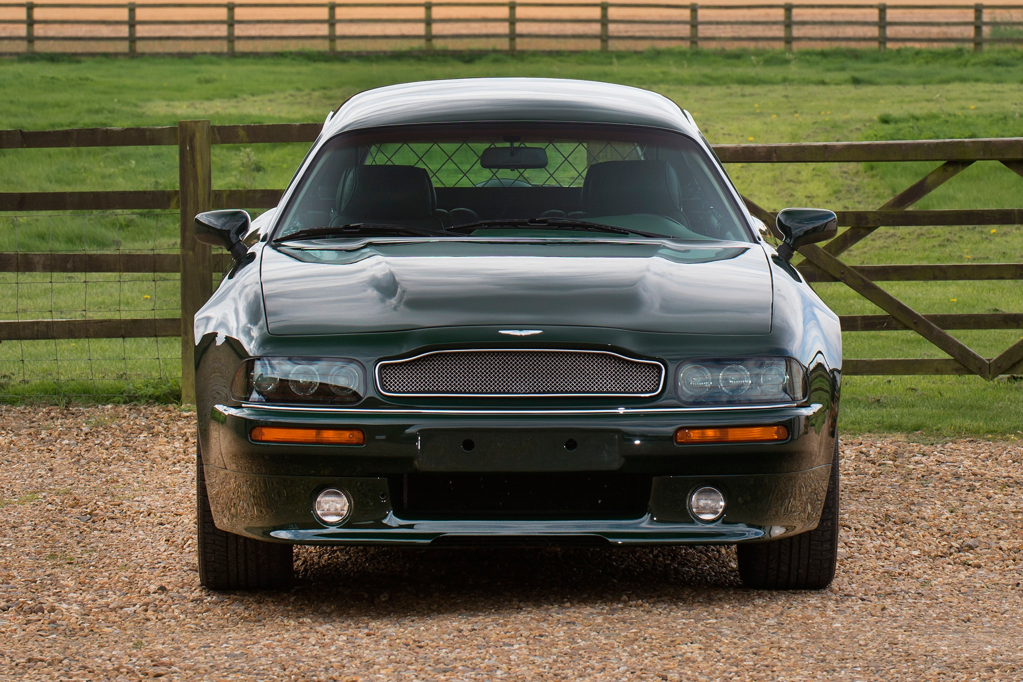 1996 Aston Martin V8 Sportsman Estate Bohams Front