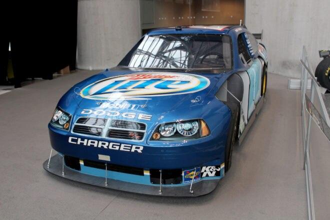 2009 NASCAR Miller Lite Dodge