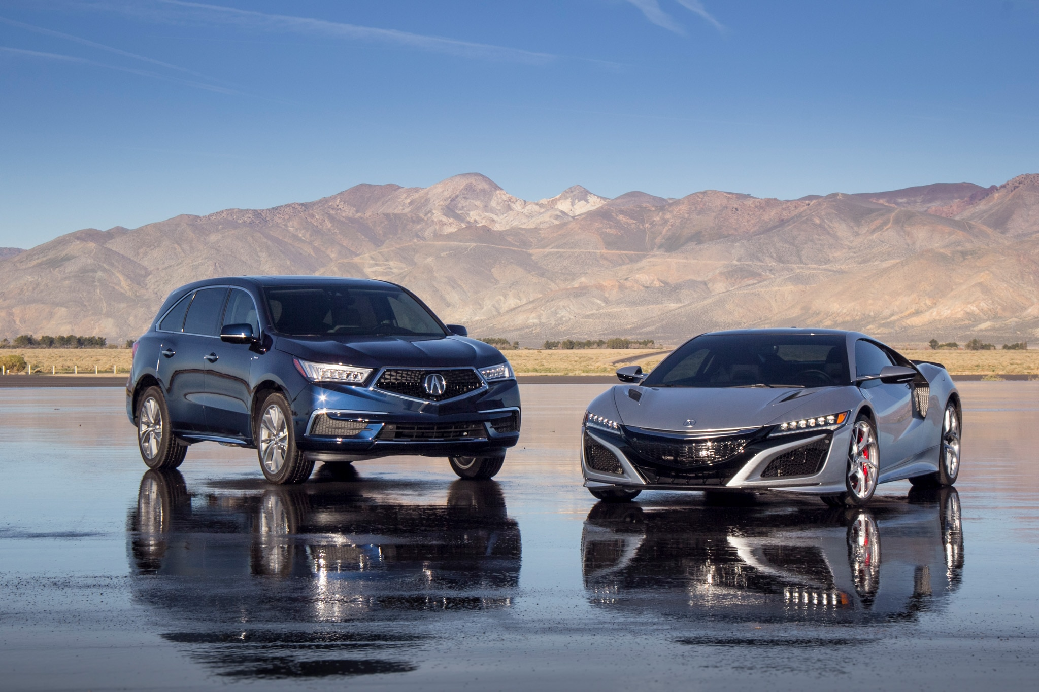 2017 Acura MDX Sport Hybrid SH-AWD First Drive Review