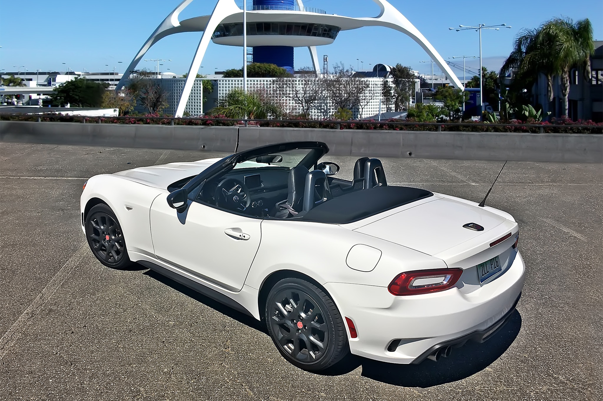 Wonderful 2017 Fiat 124 Spider Abarth One Week Review  Automobile