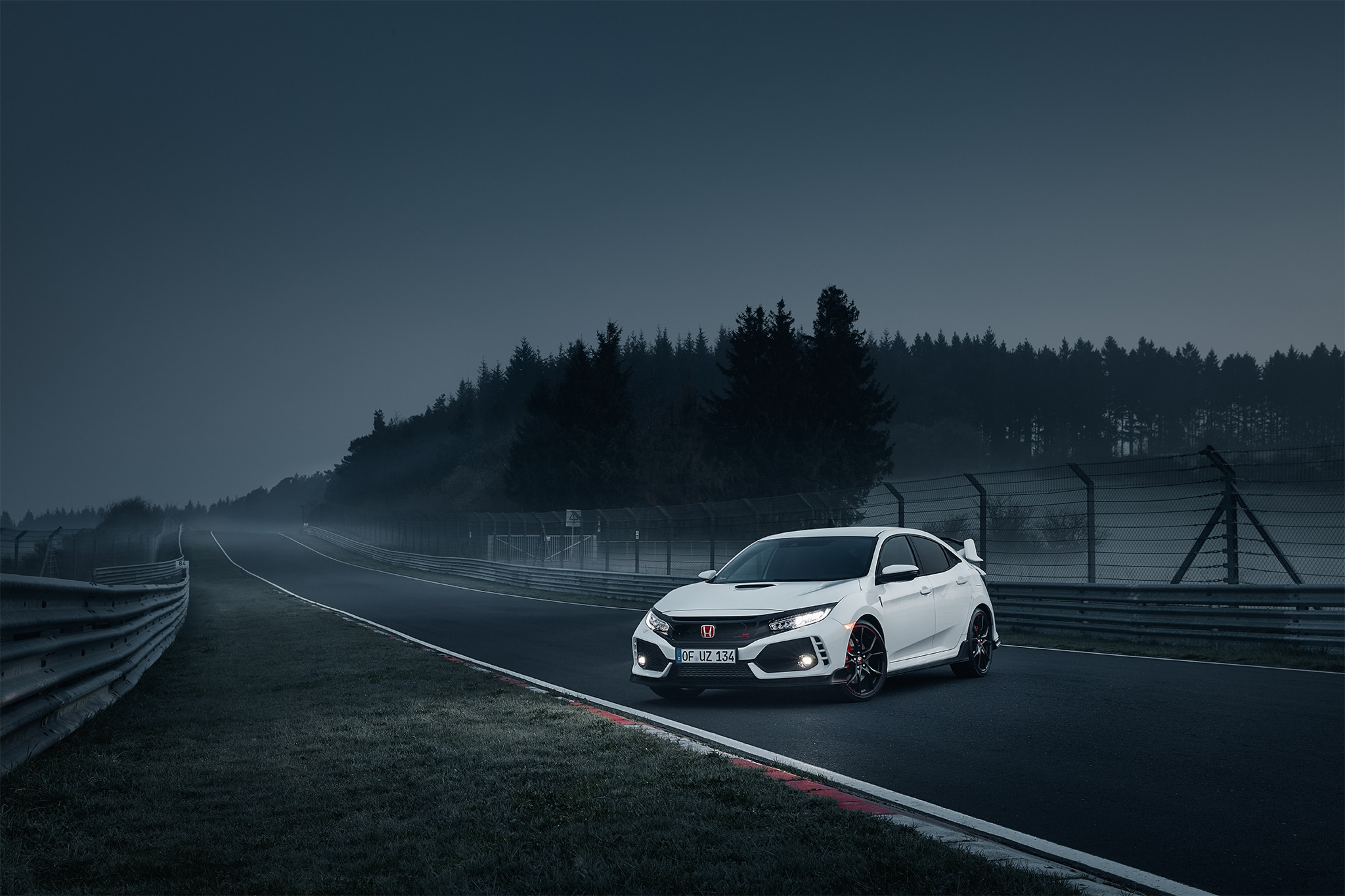2017 Honda Civic Type R Sets World Record on the Nurburgring