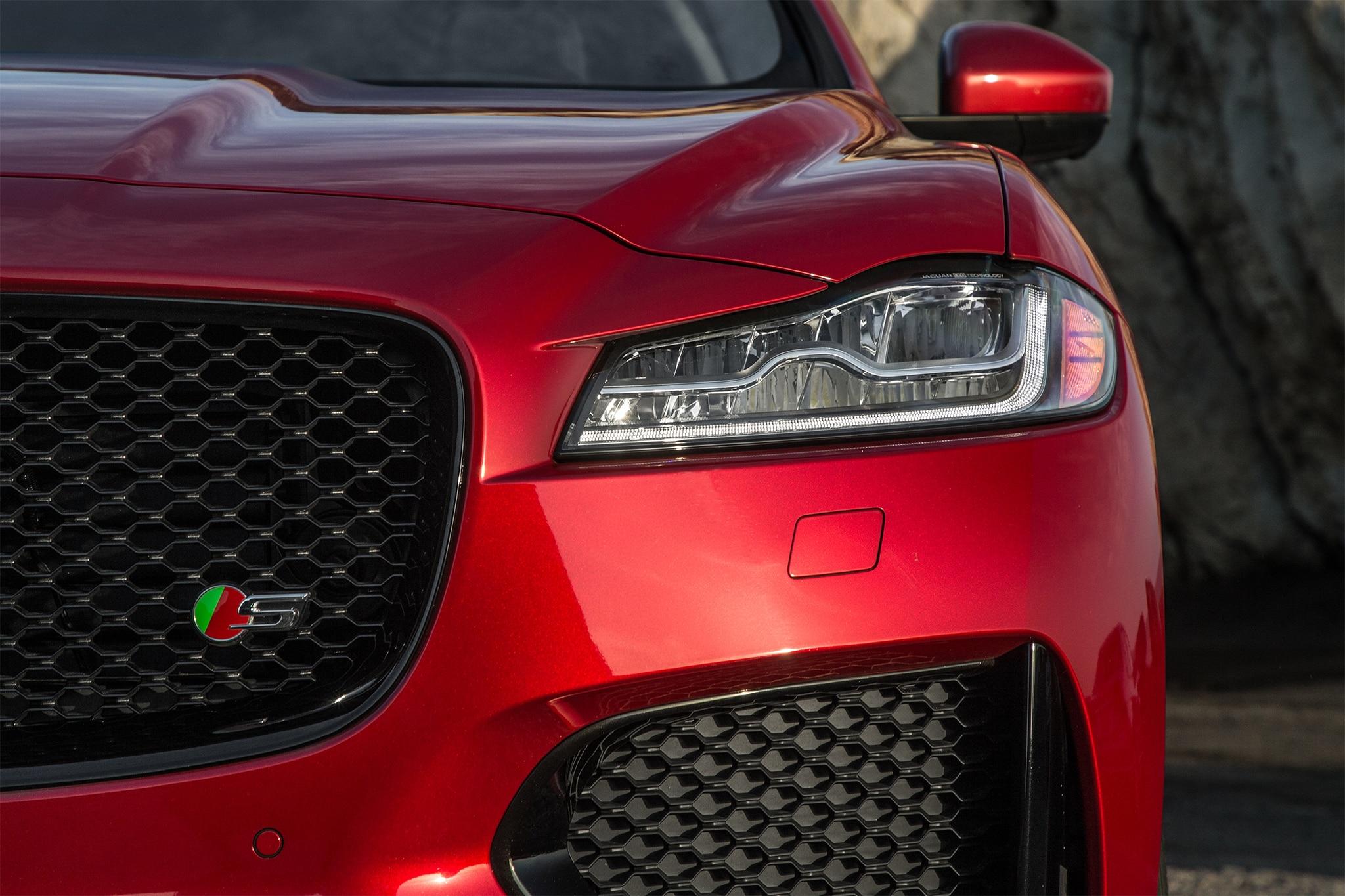 Four Seasons 2017 Jaguar F Pace S Introduction