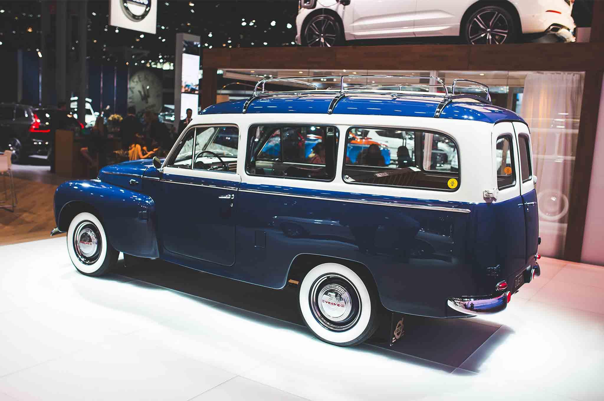 2017 New York Auto Show Volvo Duett 03