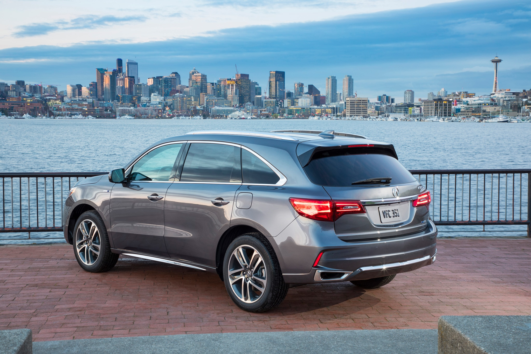 Lastest 2017 Acura MDX Sport Hybrid SHAWD First Drive Review  Automobile