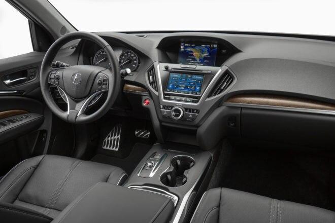 2017 Acura MDX Sport Hybrid 070