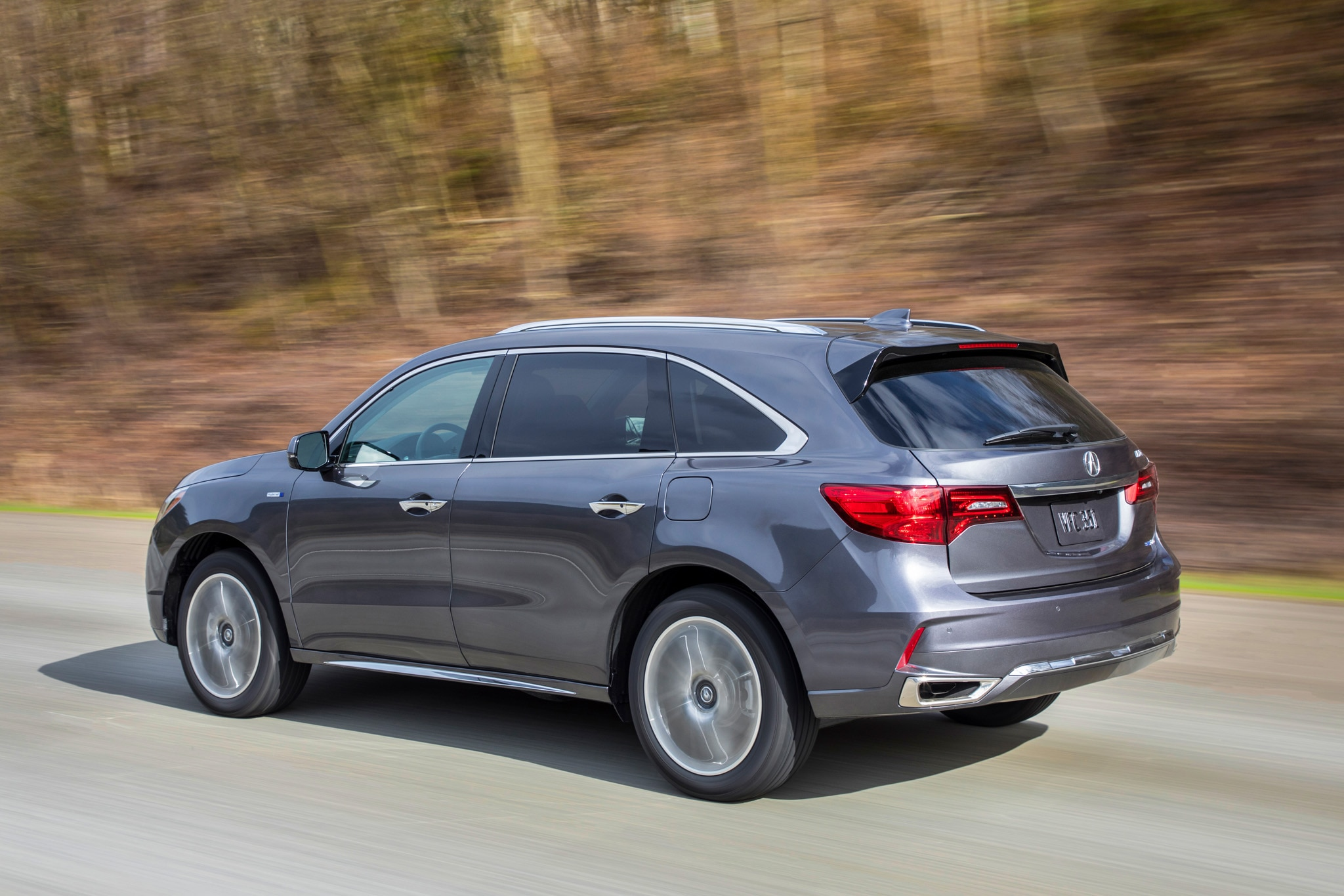 Innovative 2017 Acura MDX Sport Hybrid SHAWD First Drive Review  Automobile