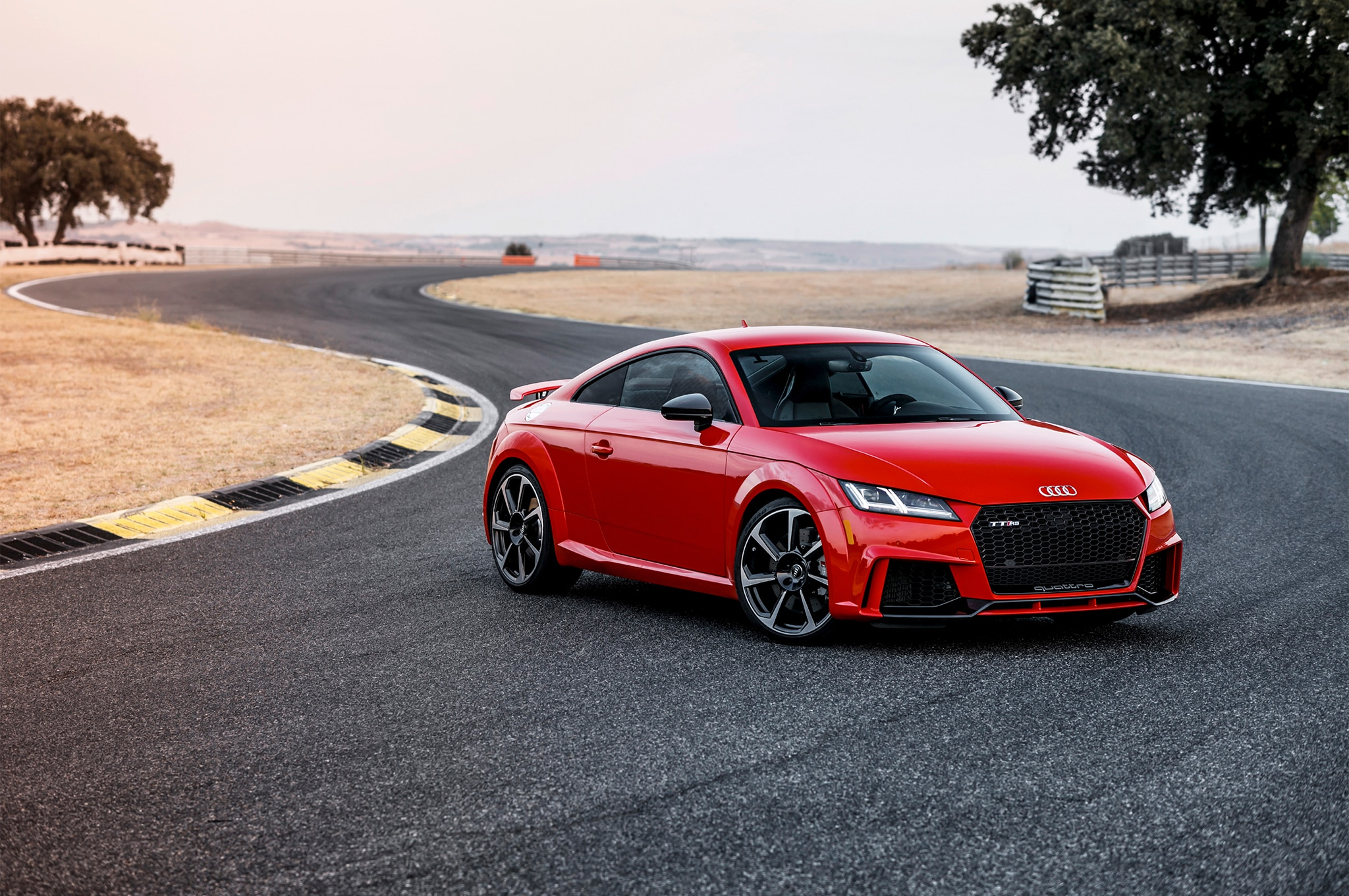 2018 audi tt rs u.s. spec first drive review | automobile magazine