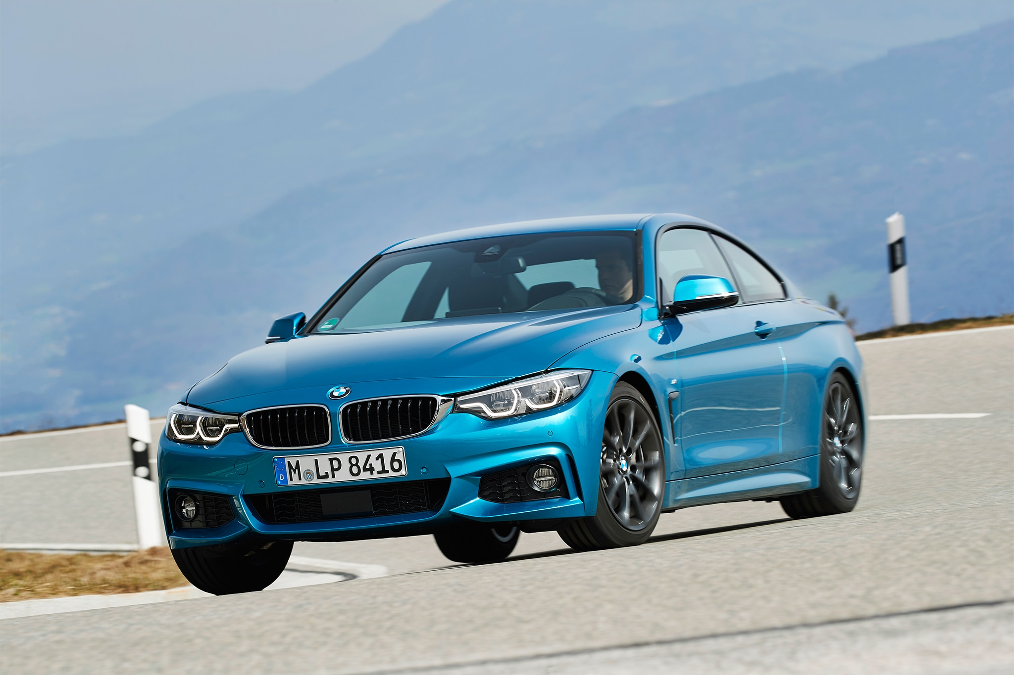 first drive 2018 bmw 440i coupe automobile magazine. Black Bedroom Furniture Sets. Home Design Ideas