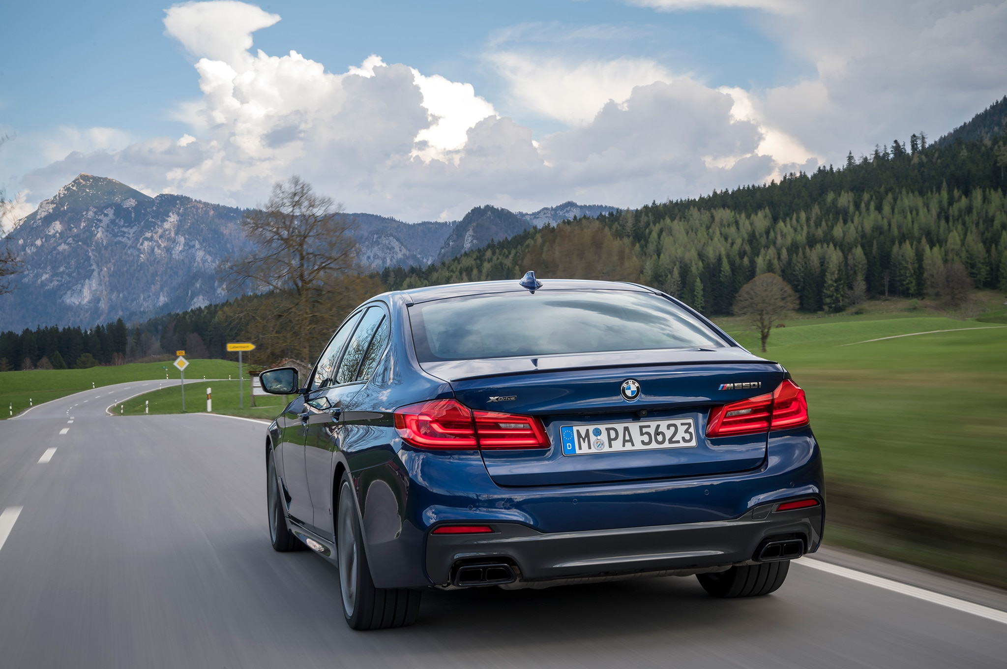 2018 bmw 5 series. fine series new 5 series family it also offers us some clues about the next m5  which is due later this year in case you missed news it will feature inside 2018 bmw series