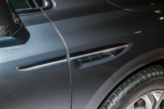 2018 Buick Enclave Avenir exterior details