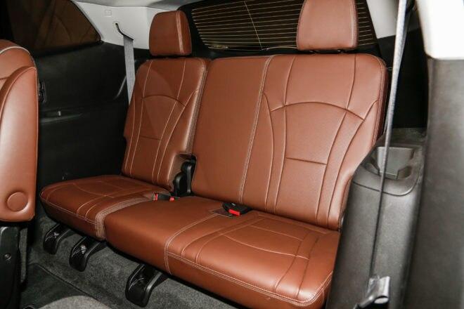 buick encore interior rear. 2018 buick enclave avenir rear interior seats encore i