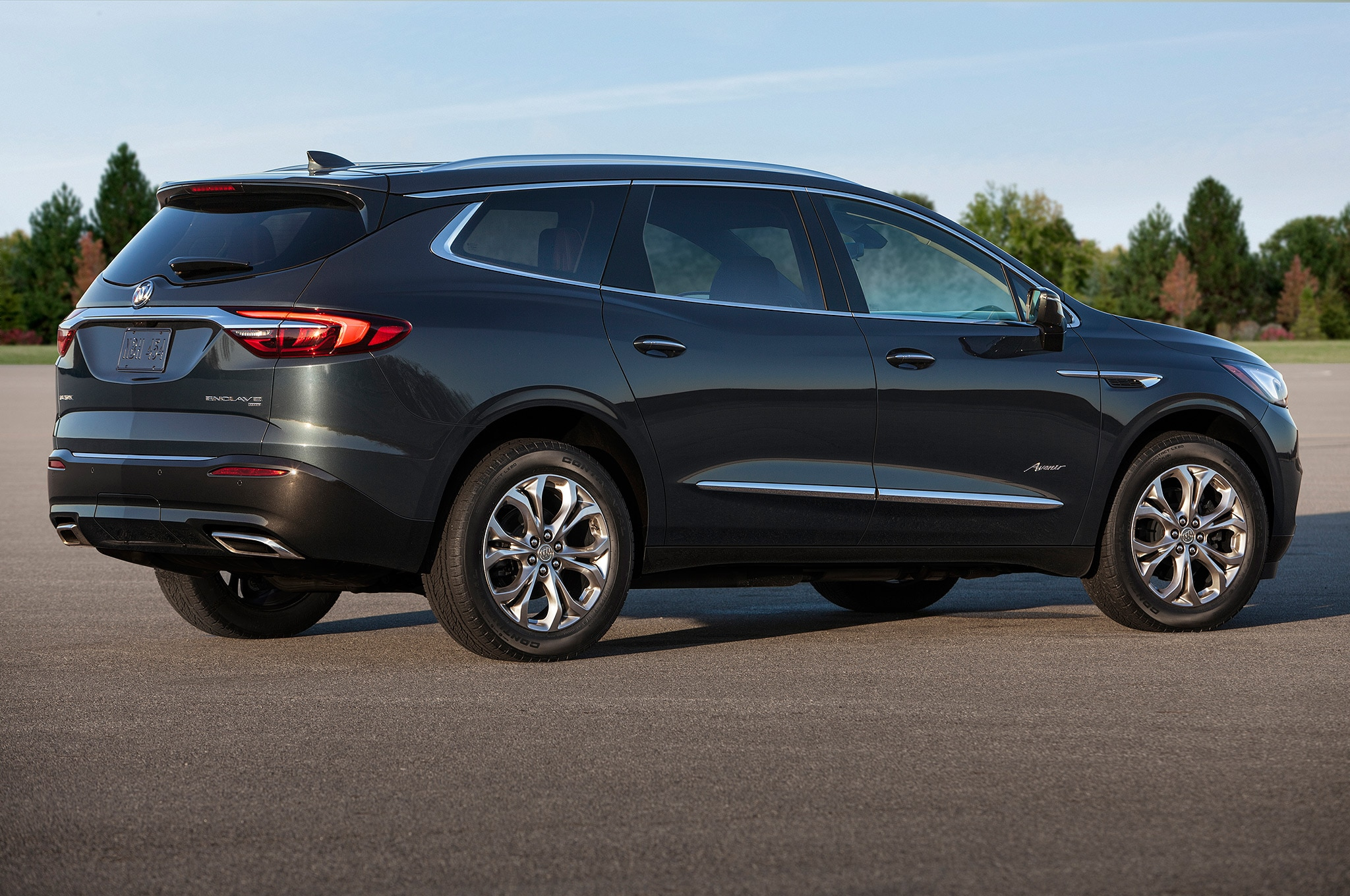 first traverse chevy buick avenir drive colors new of enclave paint photograph