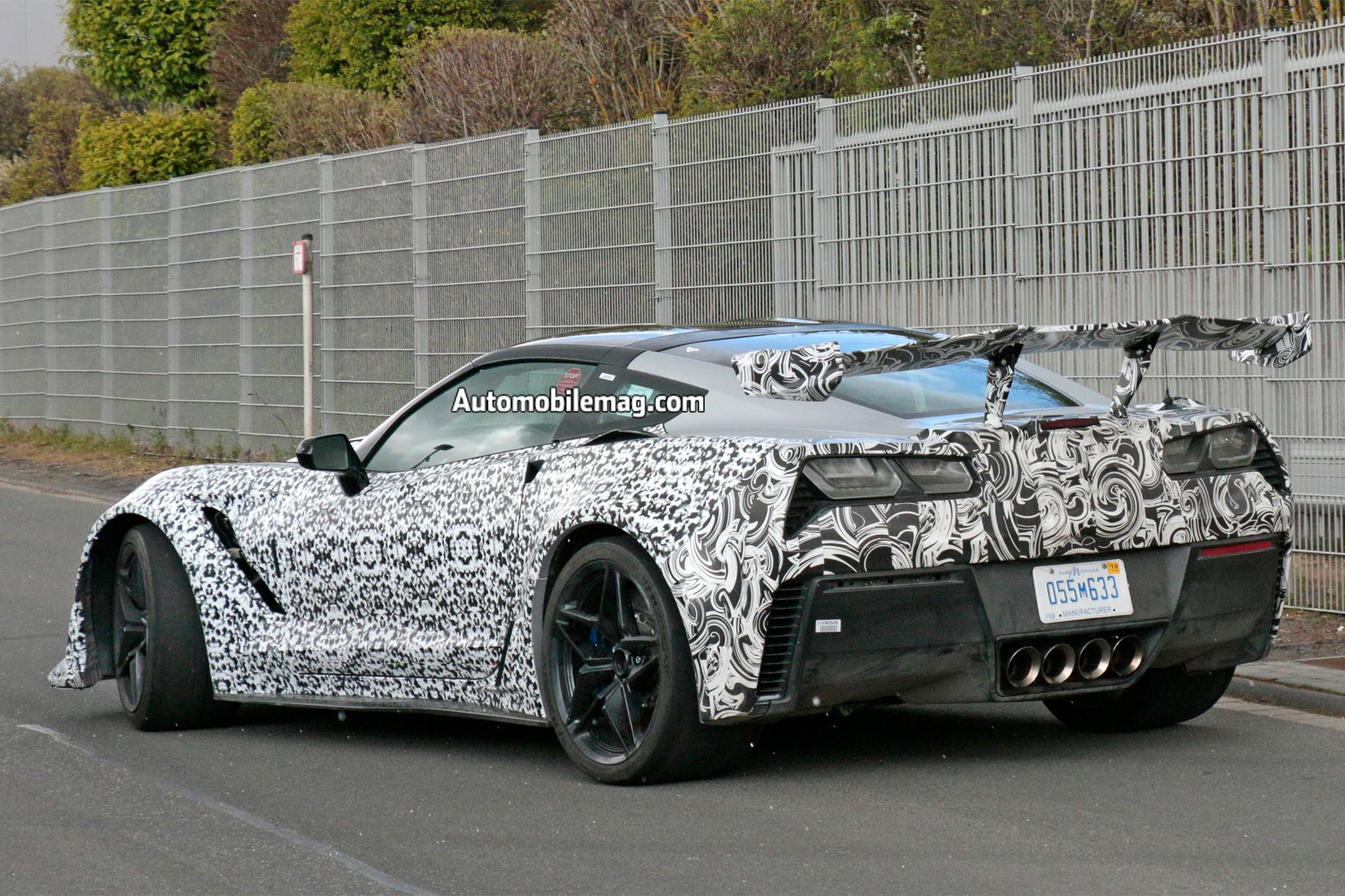 2019 Chevrolet Corvette C8 Quot Zora Quot And C7 Zr1 What To