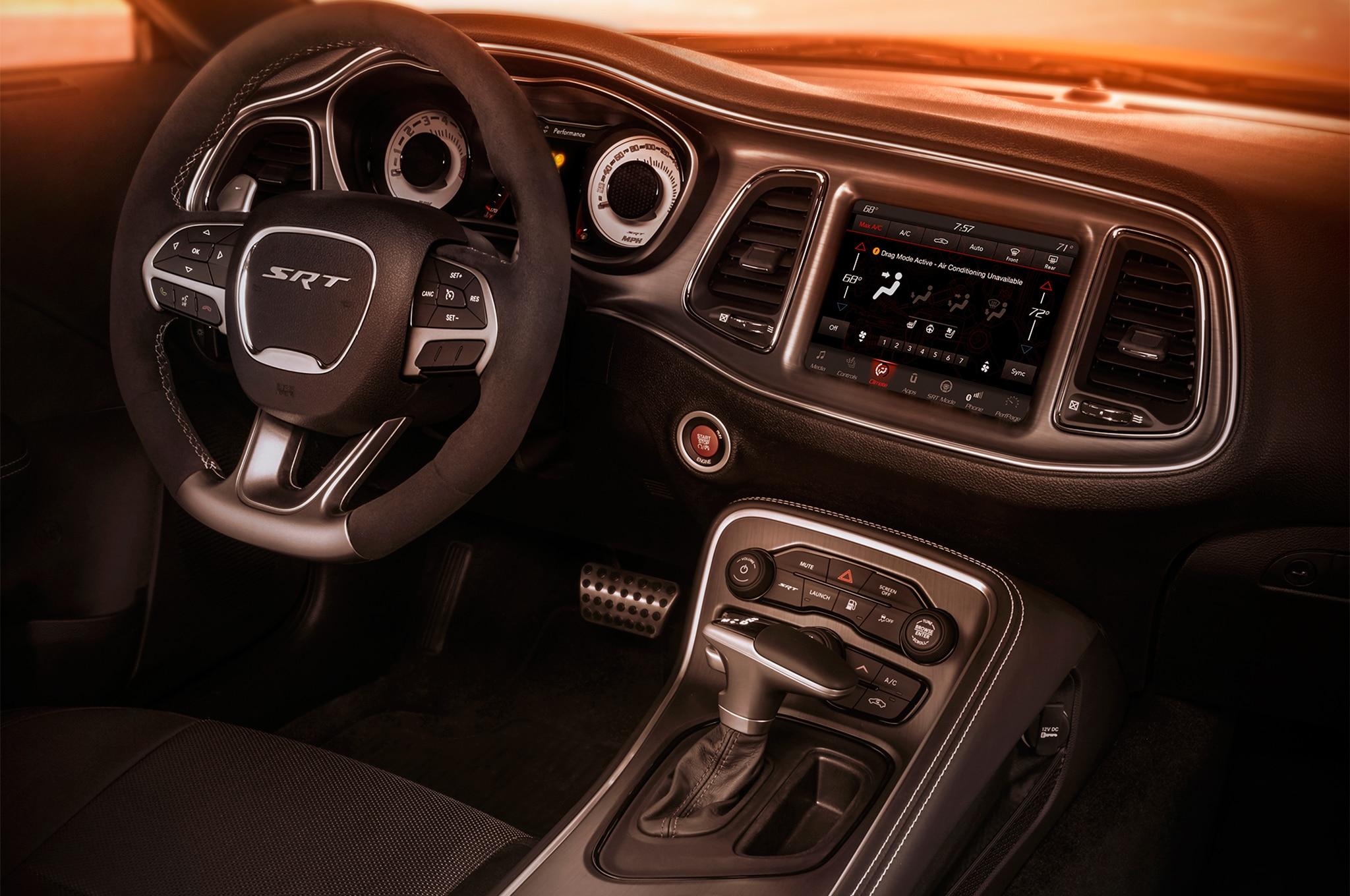 2018 Dodge Challenger SRT Demon Arrives with 840 Horsepower for the Track | Automobile Magazine