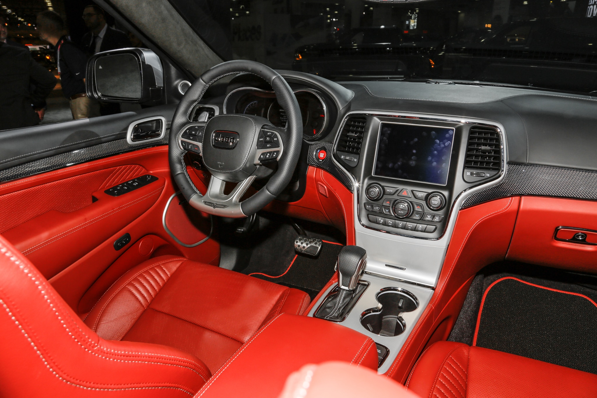 Jeep Grand Cherokee Trackhawk Price Released 86 995