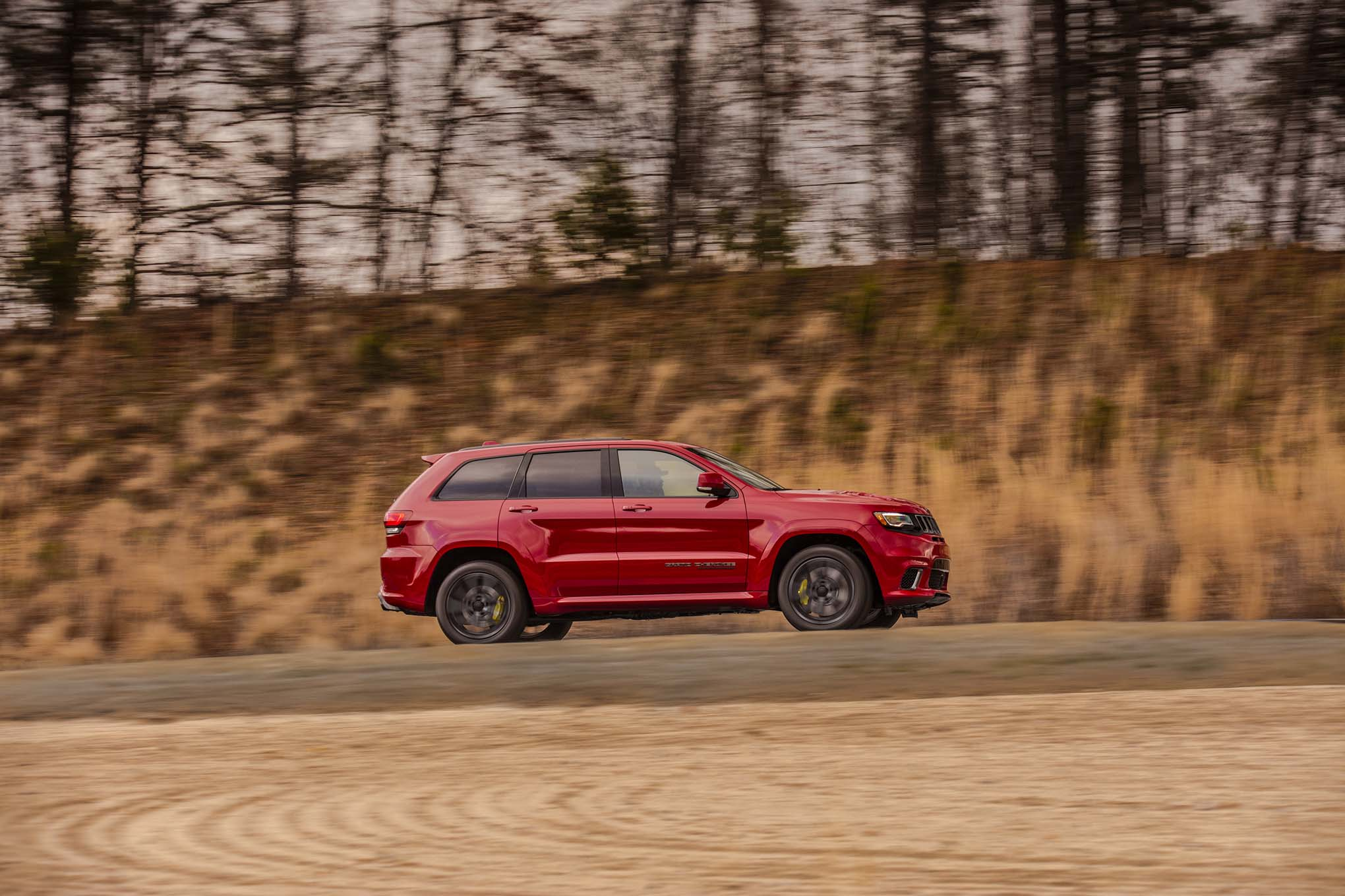 Jeep puts a price on the high-powered SUV glory of its Trackhawk
