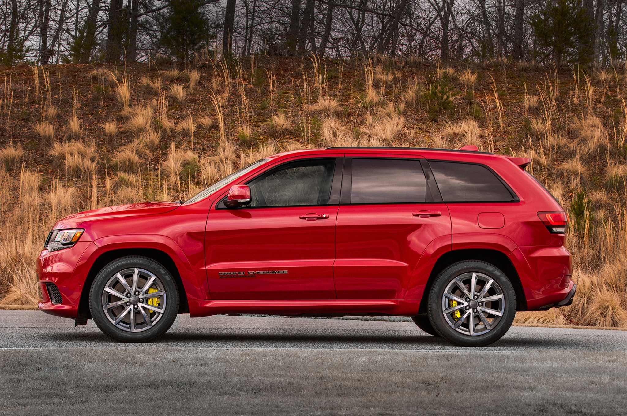 The 707-HP 2018 Jeep Grand Cherokee Trackhawk Starts at $85900