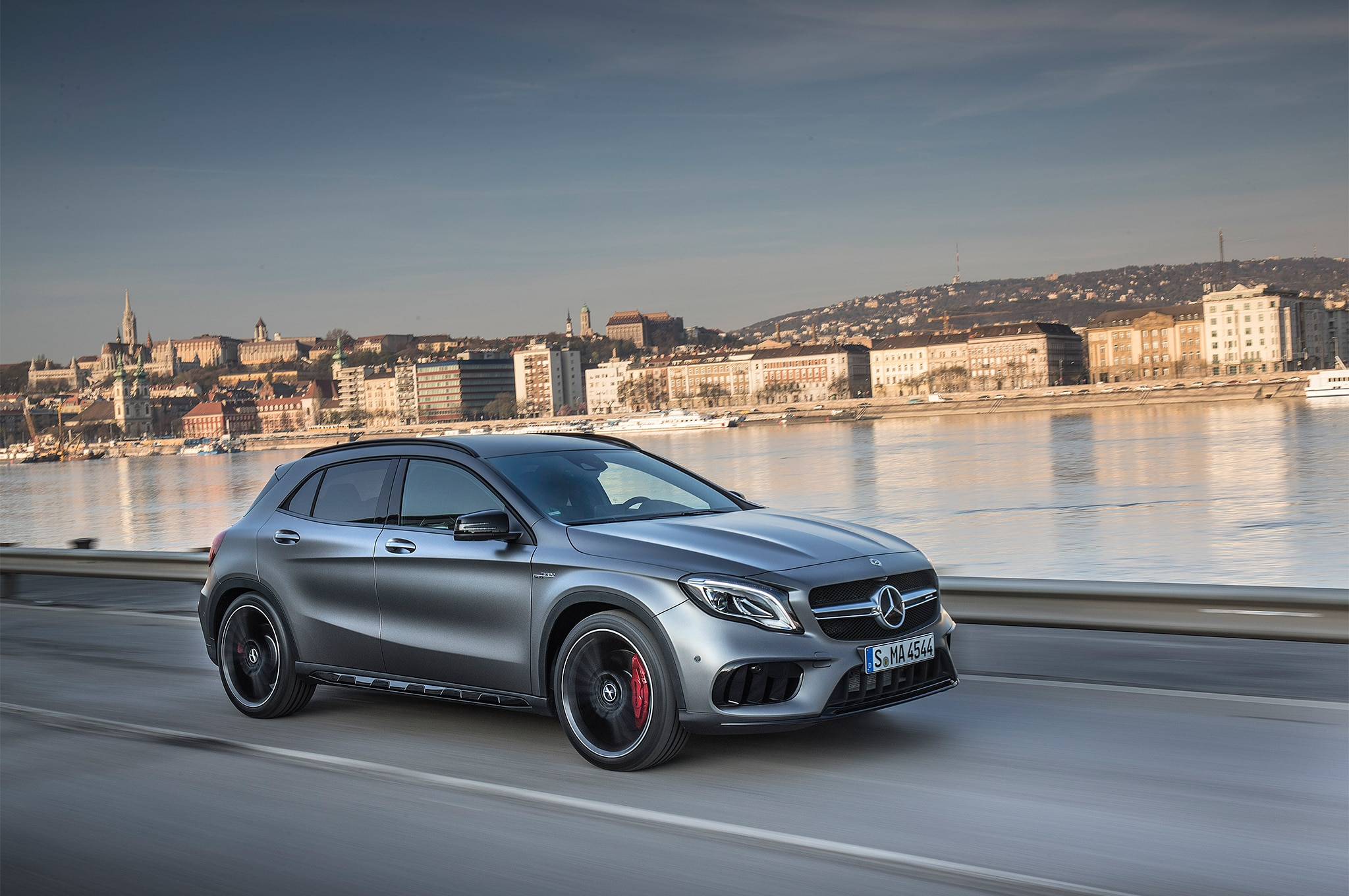 2018 mercedes benz gla class first drive review automobile magazine