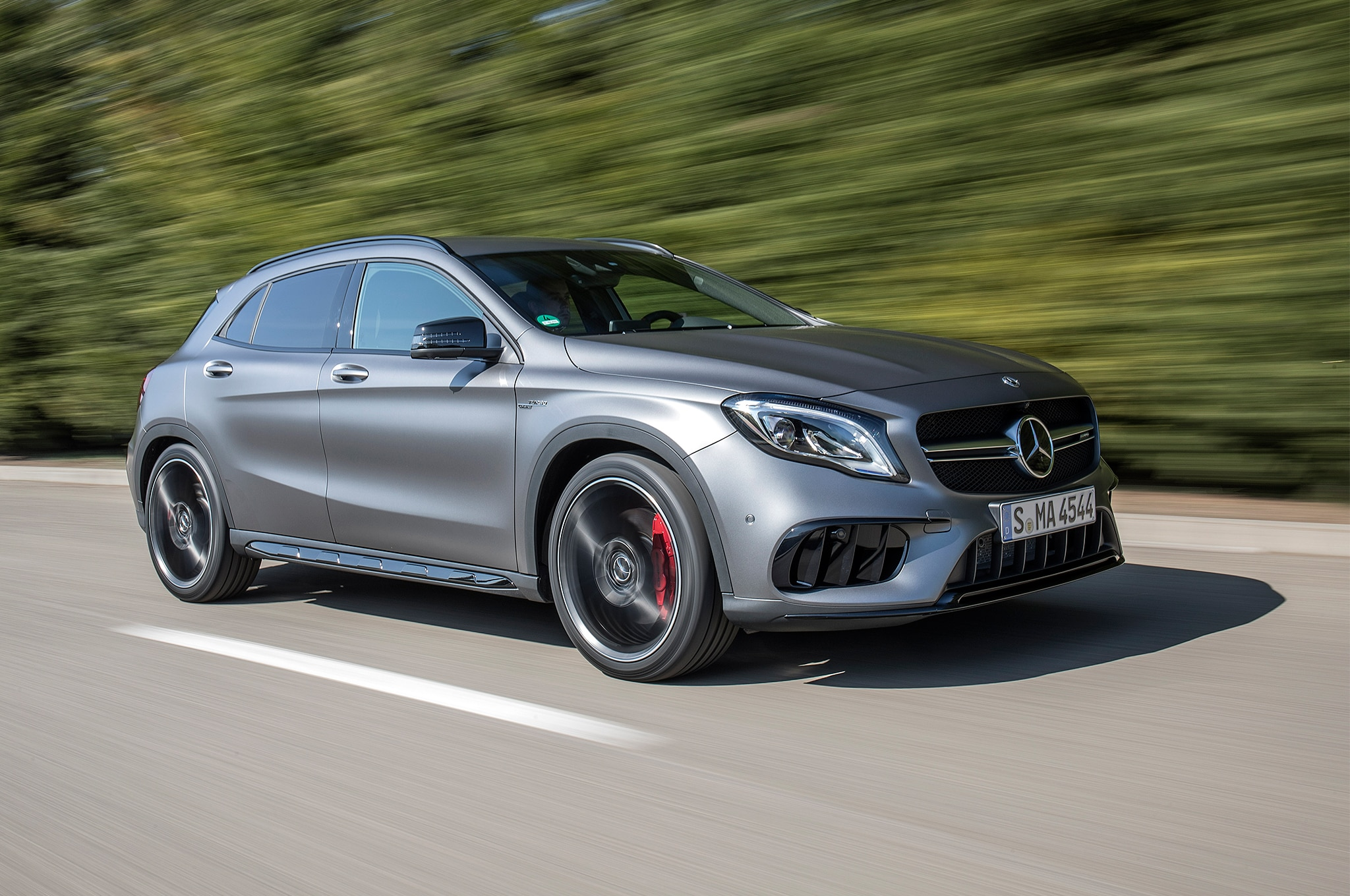 2018 mercedes benz gla class first drive review for Mercedes benz gla class review