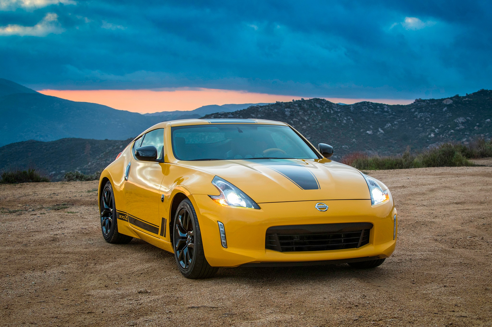 Heritage Edition Joins Nissan 370Z Lineup for 2018  Automobile Magazine