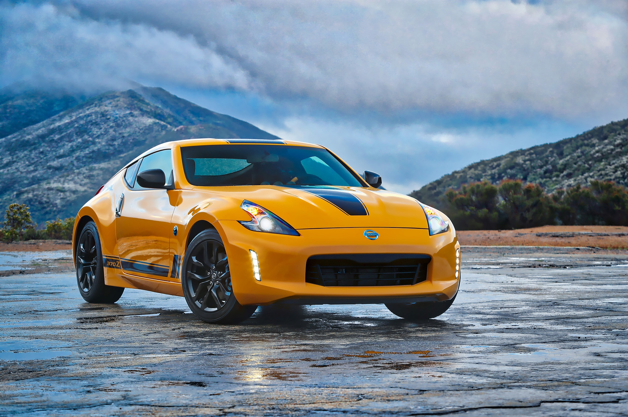 2018 nissan z370. fine nissan 2018 nissan 370z heritage edition front three quarters 1 to nissan z370
