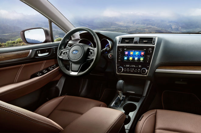 2018 Subaru Outback Arrives With Minor Revisions Automobile Magazine