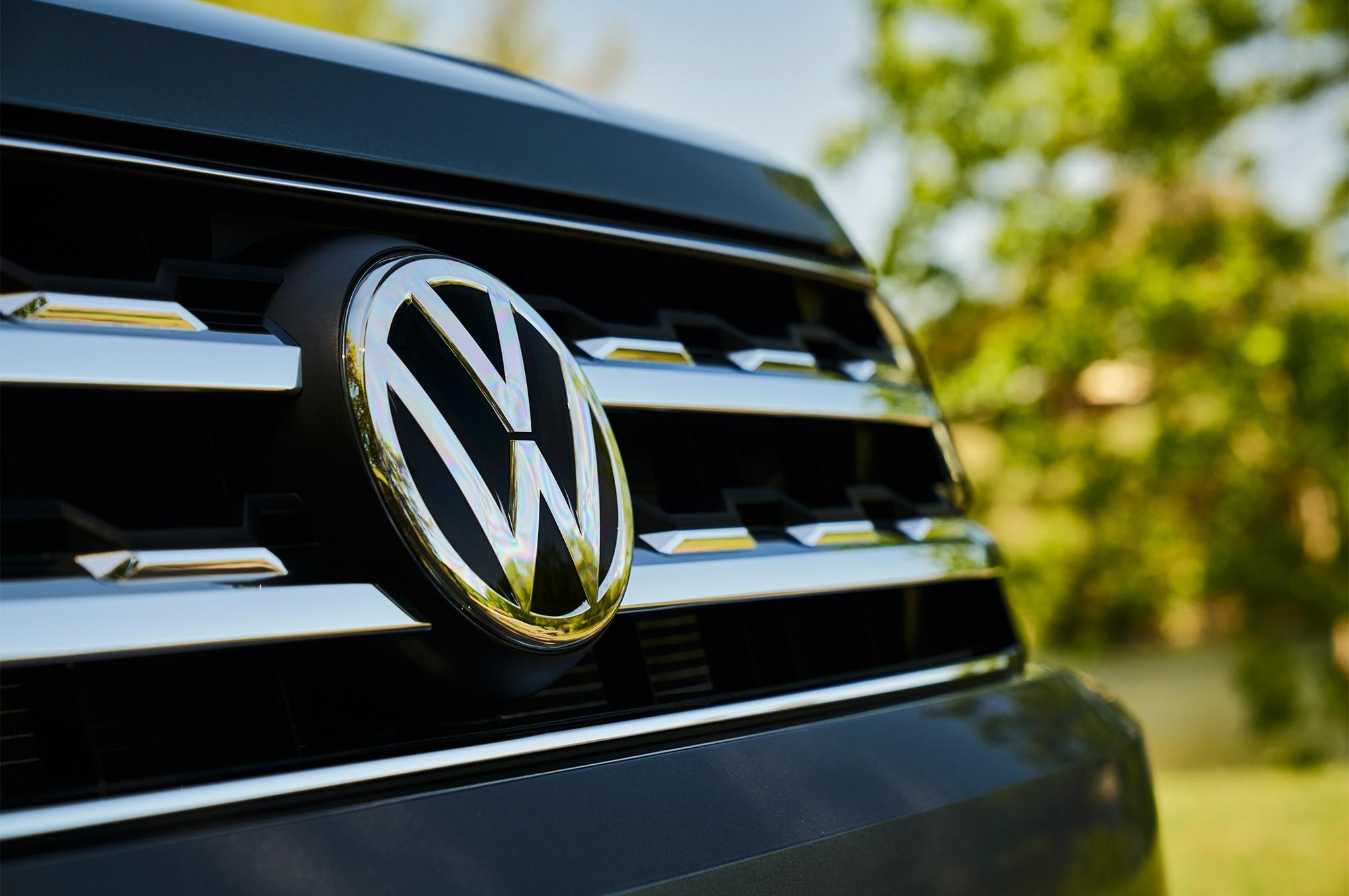 2018 Volkswagen Atlas Grille 3