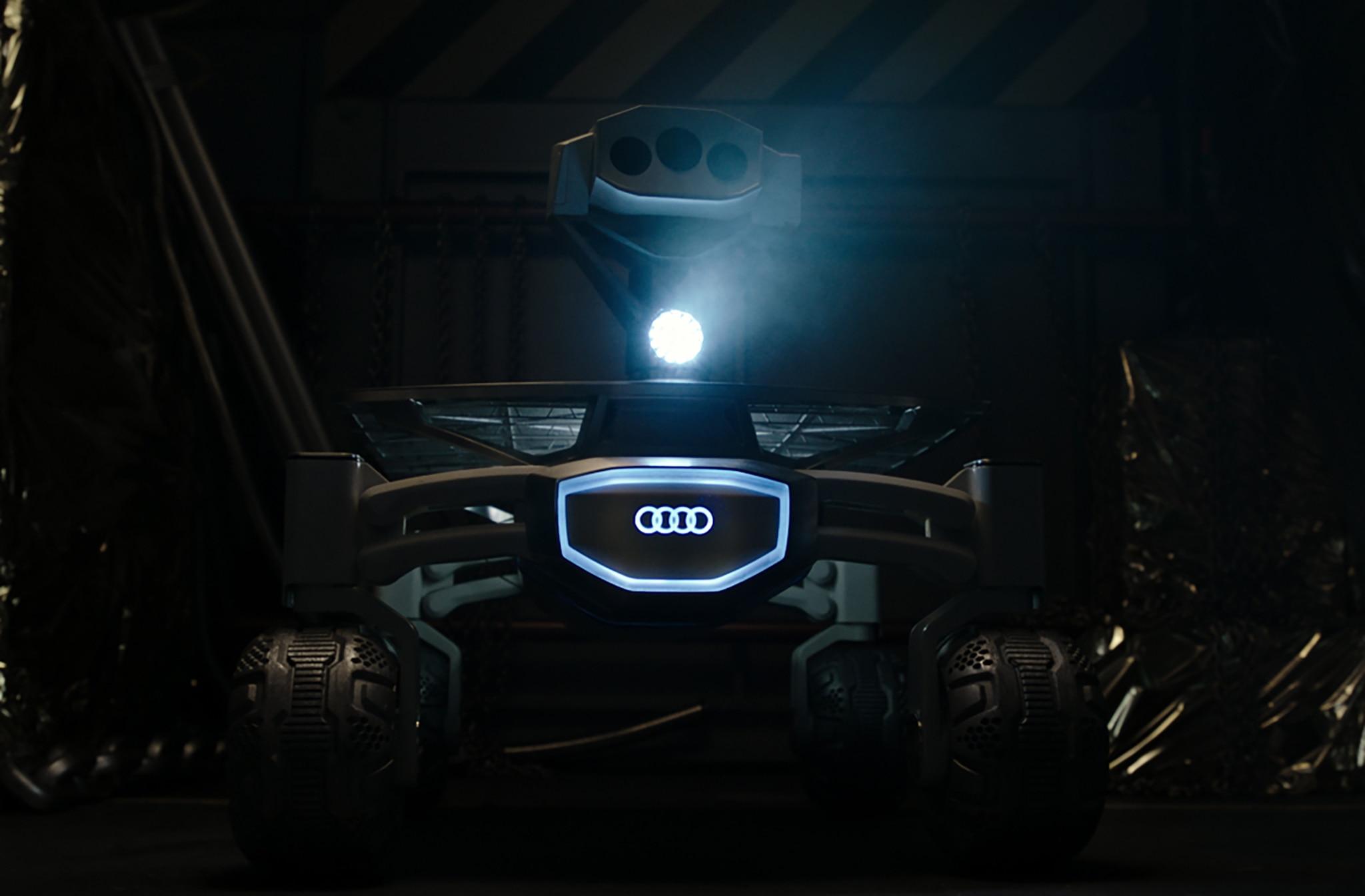 Alien Covenant Audi Lunar Quattro Still