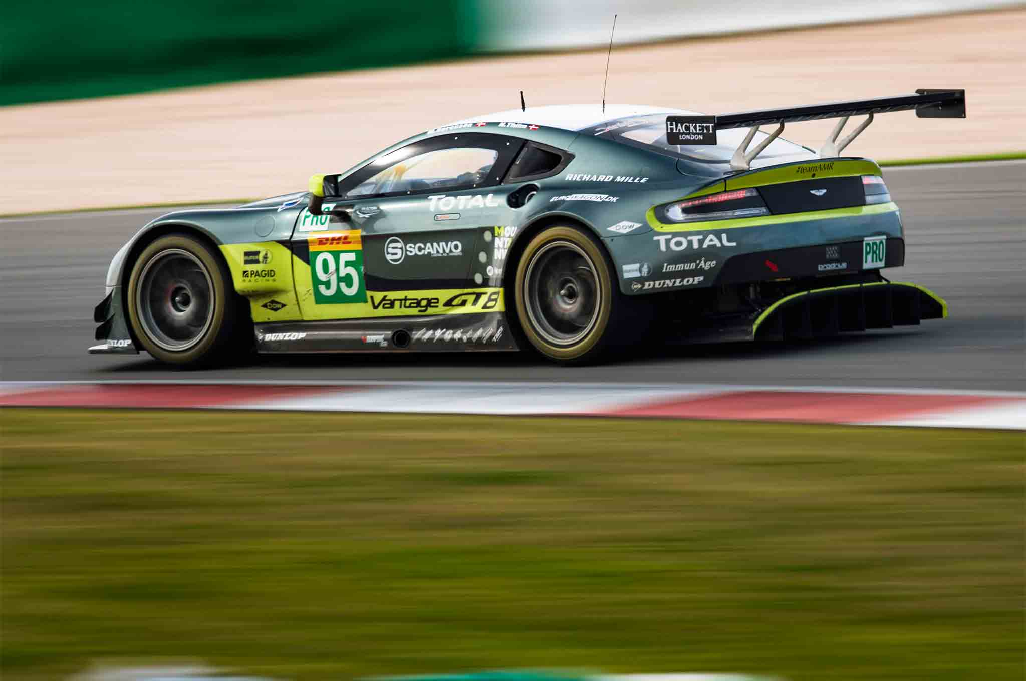 First Laps: Aston Martin Racing V8 Vantage GTE | Automobile Magazine